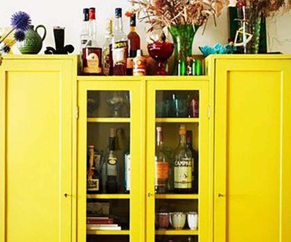 Gele Kast